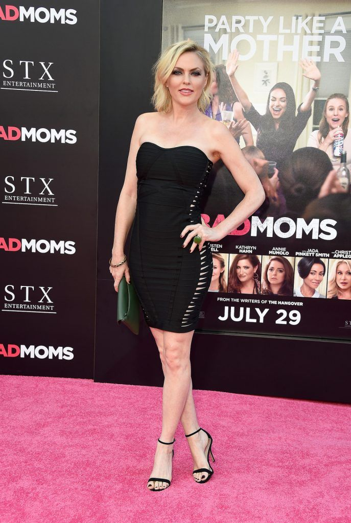 "Elaine Hendrix attends the premiere of STX Entertainment's ""Bad Moms"" at Mann Village Theatre on July 26, 2016 (Photo by Frazer Harrison/Getty Images)"