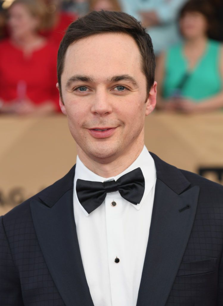 LOS ANGELES, CA - JANUARY 29:  Actor Jim Parsons attends the 23rd Annual Screen Actors Guild Awards at The Shrine Expo Hall on January 29, 2017 in Los Angeles, California.  (Photo by Alberto E. Rodriguez/Getty Images)