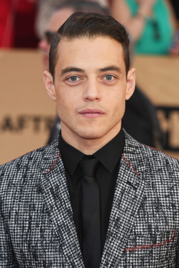 LOS ANGELES, CA - JANUARY 29:  Actor Rami Malek attends the 23rd Annual Screen Actors Guild Awards at The Shrine Expo Hall on January 29, 2017 in Los Angeles, California.  (Photo by Alberto E. Rodriguez/Getty Images)