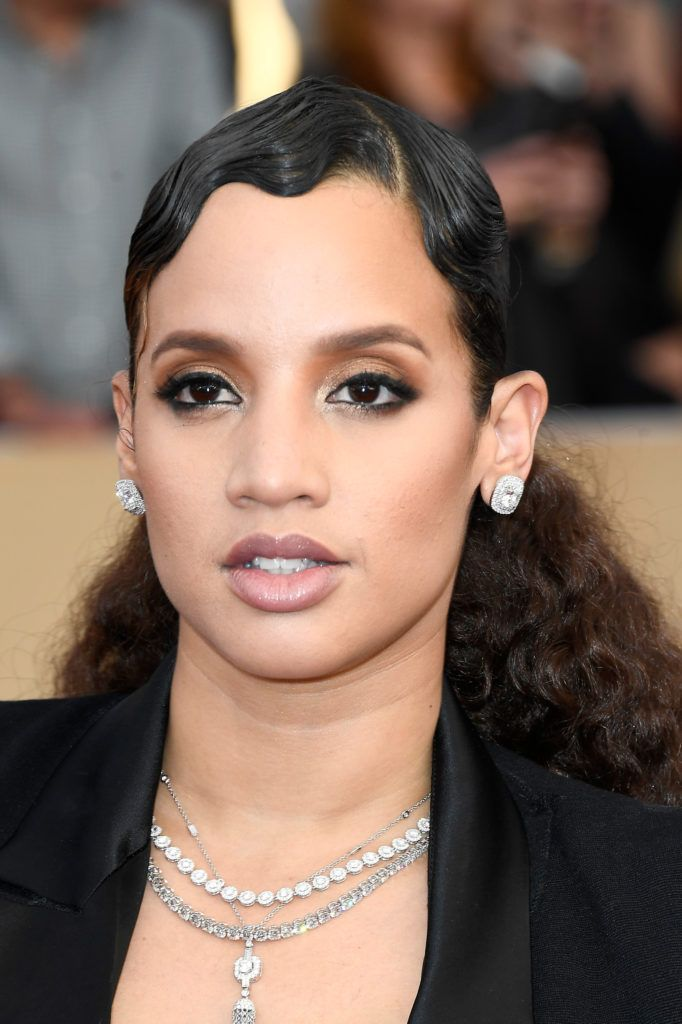 LOS ANGELES, CA - JANUARY 29:  Actor Dascha Polanco attends The 23rd Annual Screen Actors Guild Awards at The Shrine Auditorium on January 29, 2017 in Los Angeles, California. 26592_008  (Photo by Frazer Harrison/Getty Images)