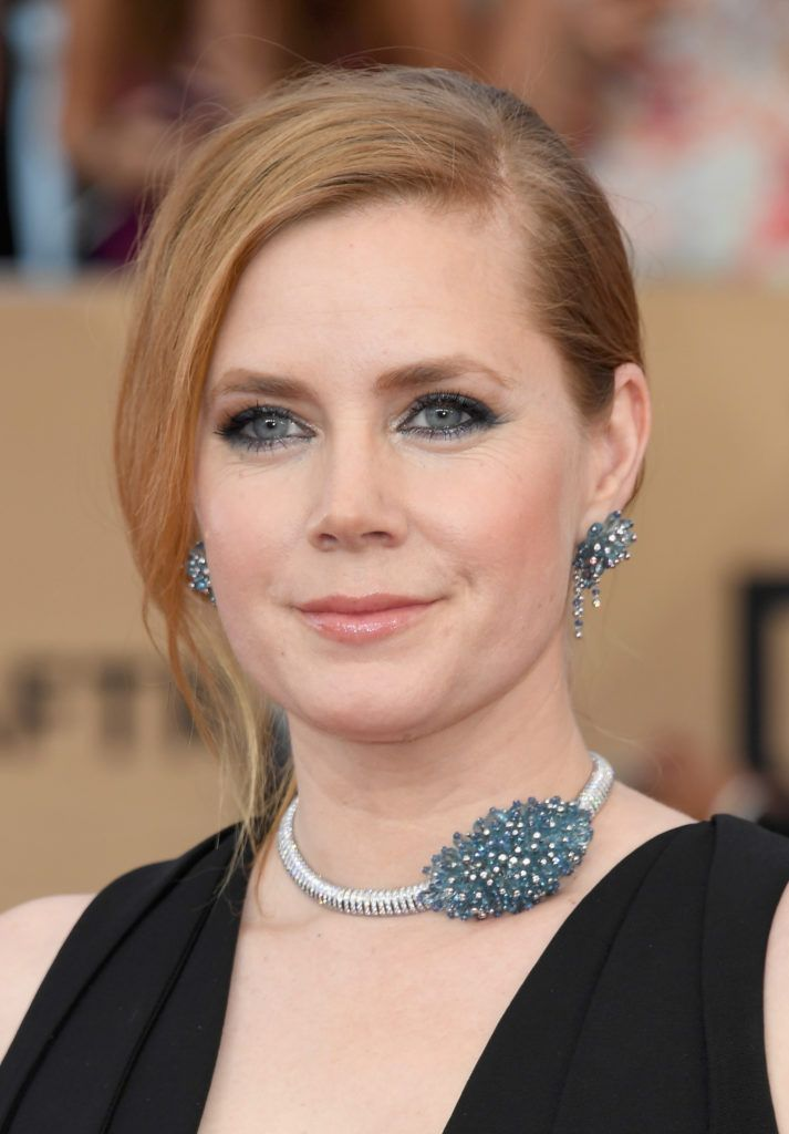 LOS ANGELES, CA - JANUARY 29:  Actor Amy Adams attends the 23rd Annual Screen Actors Guild Awards at The Shrine Expo Hall on January 29, 2017 in Los Angeles, California.  (Photo by Alberto E. Rodriguez/Getty Images)
