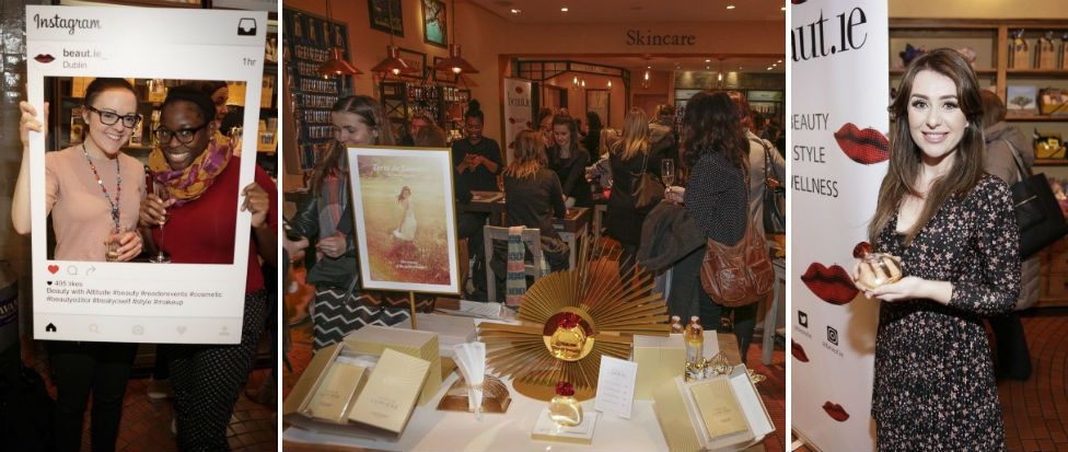 When Beaut.ie met L'Occitane - all the fun from last night's nationwide event
