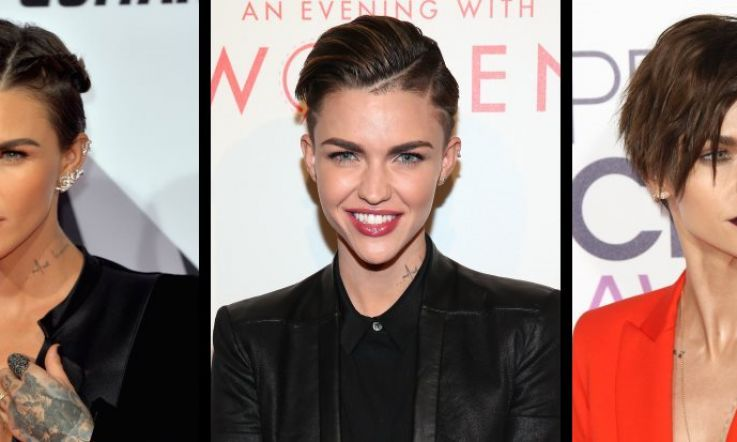 15 Times Ruby Rose Showed Us Very Different Short Hair Styles Beaut Ie