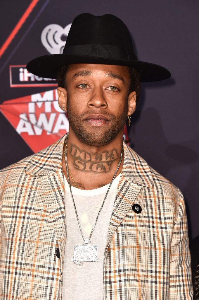 Recording artist Ty Dolla Sign attends the 2017 iHeartRadio Music Awards which broadcast live on Turner's TBS, TNT, and truTV at The Forum on March 5, 2017 in Inglewood, California.  (Photo by Alberto E. Rodriguez/Getty Images)