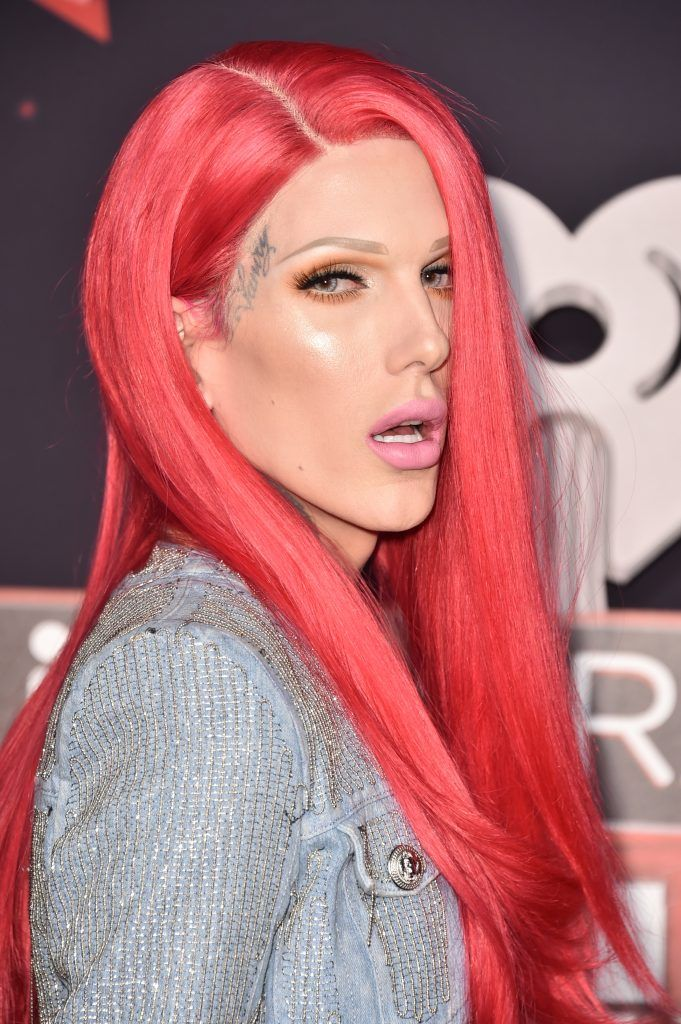 Singer-songwriter Jeffree Star attends the 2017 iHeartRadio Music Awards which broadcast live on Turner's TBS, TNT, and truTV at The Forum on March 5, 2017 in Inglewood, California.  (Photo by Alberto E. Rodriguez/Getty Images)