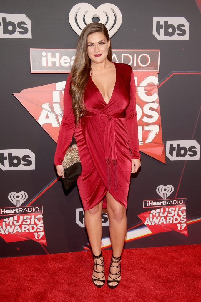 TV personality Brittany Cartwright attends the 2017 iHeartRadio Music Awards which broadcast live on Turner's TBS, TNT, and truTV at The Forum on March 5, 2017 in Inglewood, California.  (Photo by Jesse Grant/Getty Images for iHeartMedia)
