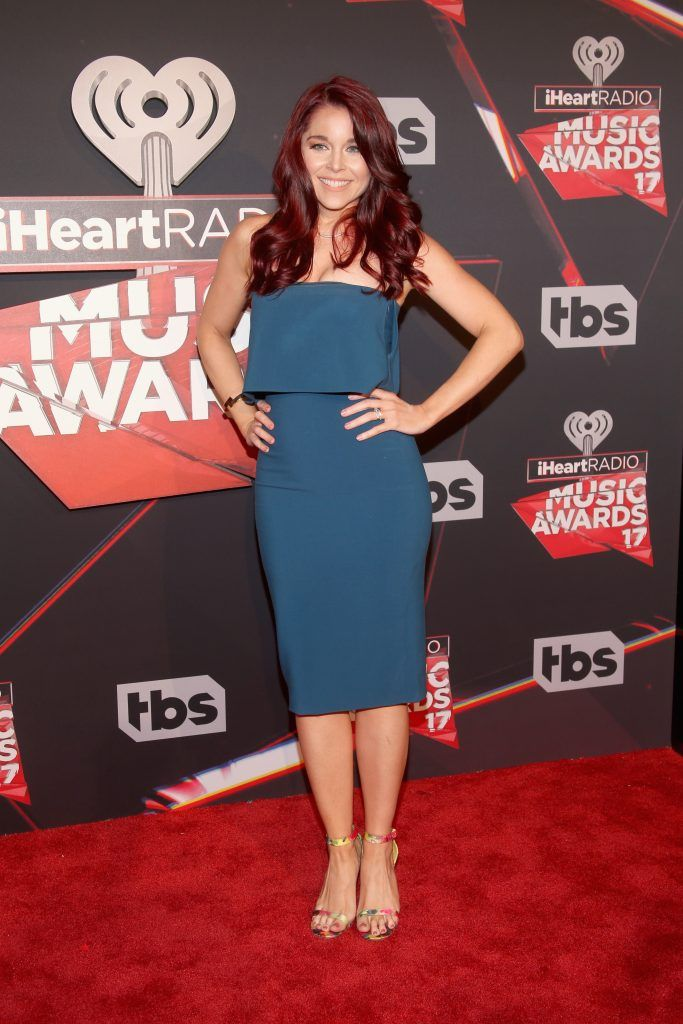 Internet personality Erin Robinson attends the 2017 iHeartRadio Music Awards which broadcast live on Turner's TBS, TNT, and truTV at The Forum on March 5, 2017 in Inglewood, California.  (Photo by Jesse Grant/Getty Images for iHeartMedia)