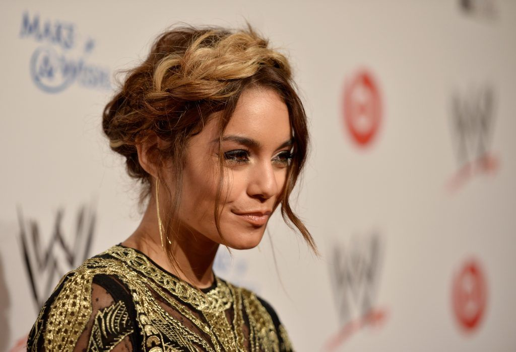 Vanessa Hudgens (Photo by Frazer Harrison/Getty Images for WWE)