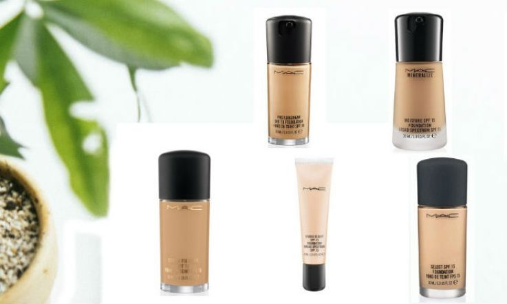 Studio Fix to Select: The definitive guide to MAC foundations | Beaut ie