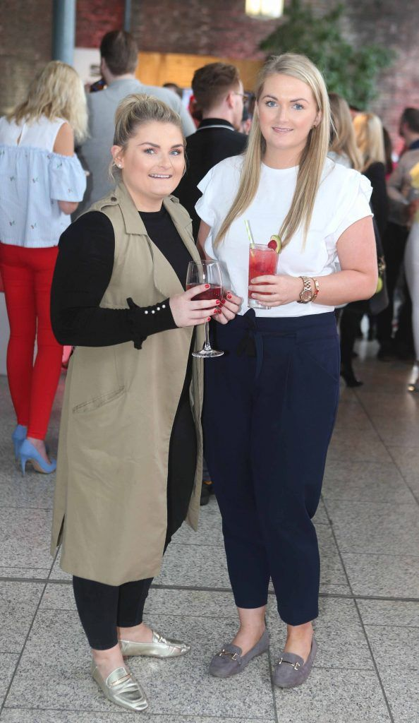 da4c5c682af126 Pictured is Eimear Monaghan and Sarah Hoban at the exclusive launch of the  all-new