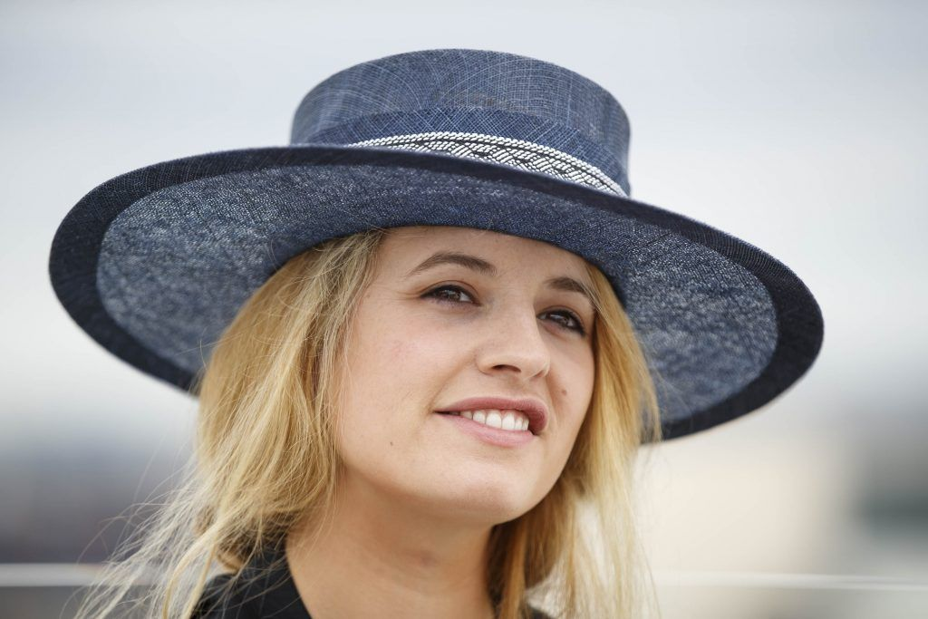 Freya Oatway pictured at the launch of the Galway Races Summer Festival where the judges for the g Hotel Best Dressed Lady and the g Hotel Best Hat were revealed. The event will take place on August 3rd #gHotelBestDressed. Picture by Andres Poveda
