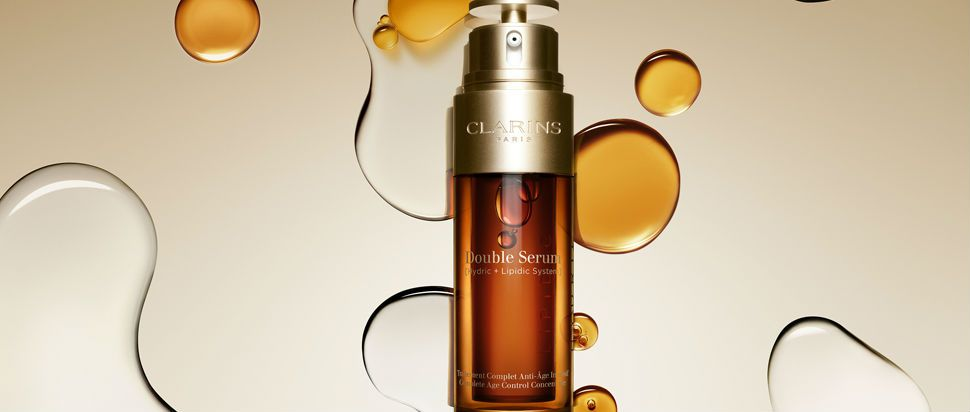 Clarins Double Serum just got a super reformulation and we've got the skinny