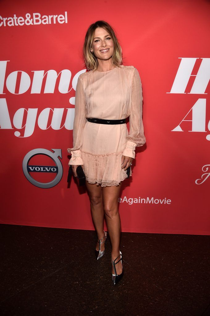 "Actor Ali Larter attends the premiere of Open Road Films' ""Home Again"" at the Directors Guild of America on August 29, 2017 in Los Angeles, California.  (Photo by Alberto E. Rodriguez/Getty Images)"