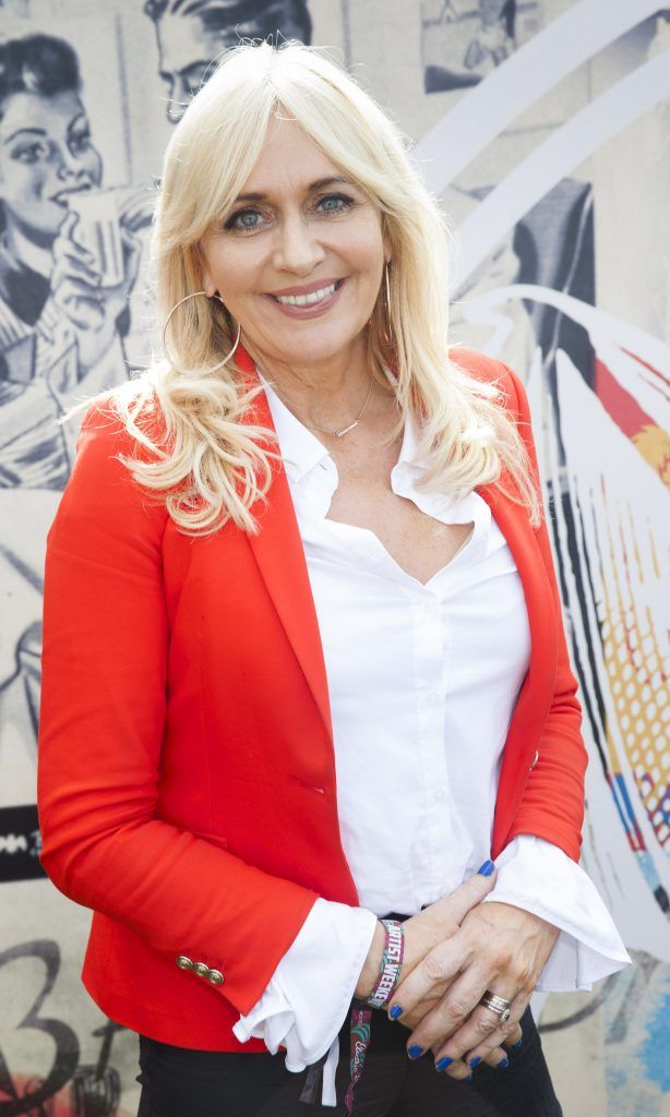 Pictured is Miriam O'Callaghan enjoying Stradbally's ultimate party at Casa Bacardi 2017. Bacardi rum returned to a sold out Electric Picnic, boasting a stellar line-up of international DJ's as well as top home grown Irish talent. Picture: Kinlan Photography.