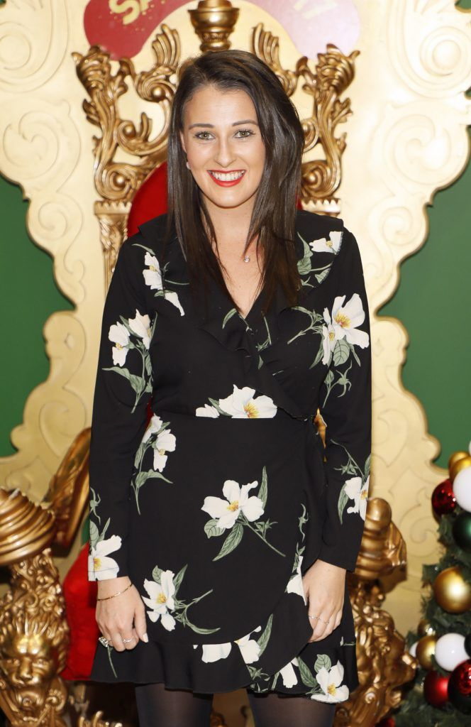 Ali McKeever  pictured at the Arnotts Christmas Gifts Preview. Photo by Kieran Harnett