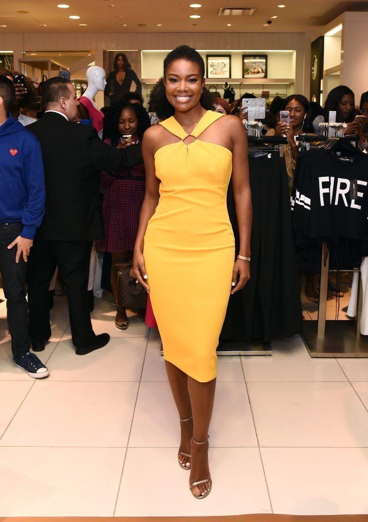Gabrielle Union attends the Gabrielle Union Collection Launch at New York & Company on September 6, 2017 in New York City.  (Photo by Ilya S. Savenok/Getty Images for New York & Company)