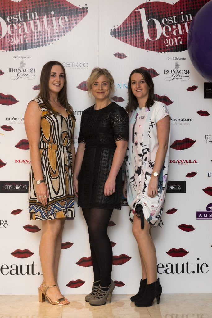 Pictured at the Best in Beautie Awards 2017 at The Morrison Hotel on 13th September. Fifteen beauty brands came together under one roof to celebrate the winners of the Beautie Awards, treat readers with samples of their products and see a Q&A with Ireland's top beauty experts #BestinBeautie17. Photo by David Thomas Smith