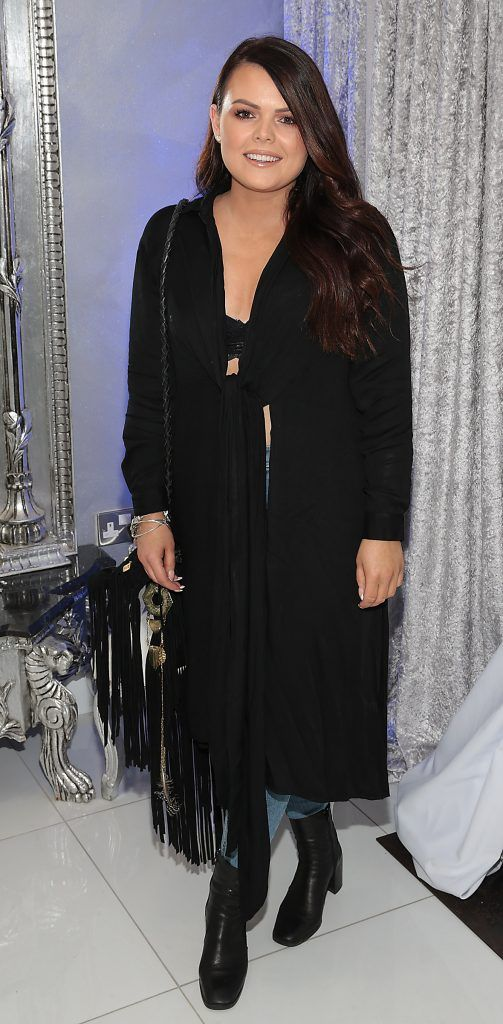 Rachel Doyle at the launch of Beautique Beauty Studio in Fashion City, Ballymount, Dublin. Picture: Brian McEvoy