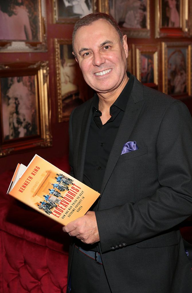 The Endeavourist by Kenneth King Book Launch