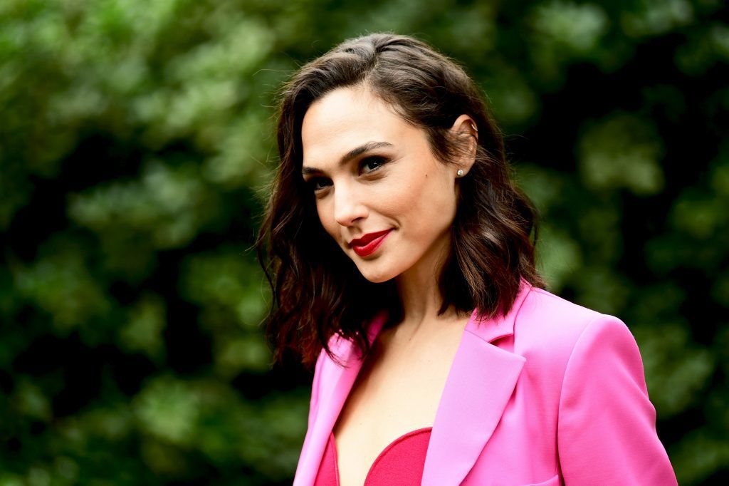 Gal Gadot attends the Variety's Creative Impact Awards and 10 Directors to watch at the 29th Annual Palm Springs International Film Festival at Parker Palm Springs on January 3, 2018 in Palm Springs, California.  (Photo by Emma McIntyre/Getty Images)