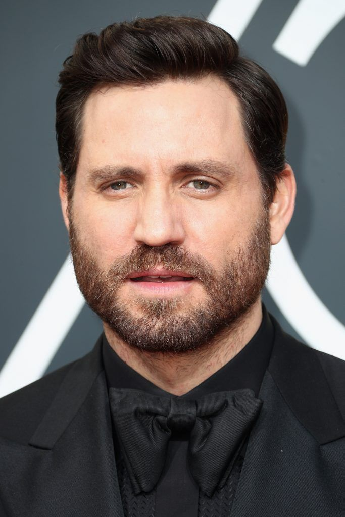 BEVERLY HILLS, CA - JANUARY 07:  Actor Edgar Ramirez attends The 75th Annual Golden Globe Awards at The Beverly Hilton Hotel on January 7, 2018 in Beverly Hills, California.  (Photo by Frederick M. Brown/Getty Images)