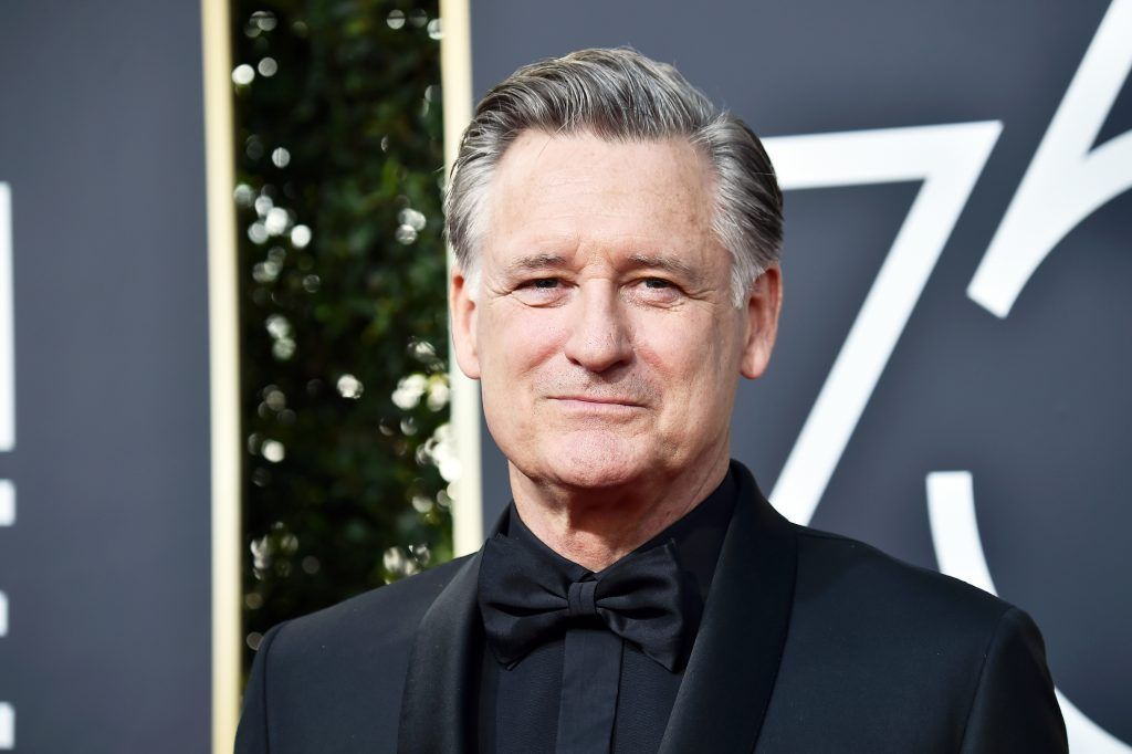 BEVERLY HILLS, CA - JANUARY 07:  Bill Pullman attends The 75th Annual Golden Globe Awards at The Beverly Hilton Hotel on January 7, 2018 in Beverly Hills, California.  (Photo by Frazer Harrison/Getty Images)