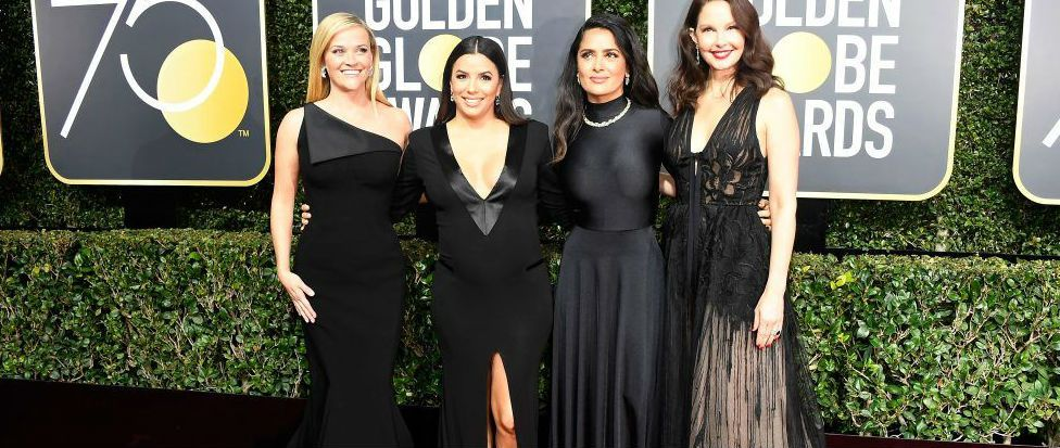 You Decide: Who was your favourite on the Golden Globes 2018 red carpet?