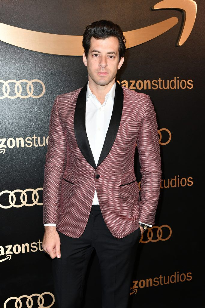 Mark Ronson attends Amazon Studios' Golden Globes Celebration at The Beverly Hilton Hotel on January 7, 2018 in Beverly Hills, California.  (Photo by Earl Gibson III/Getty Images)