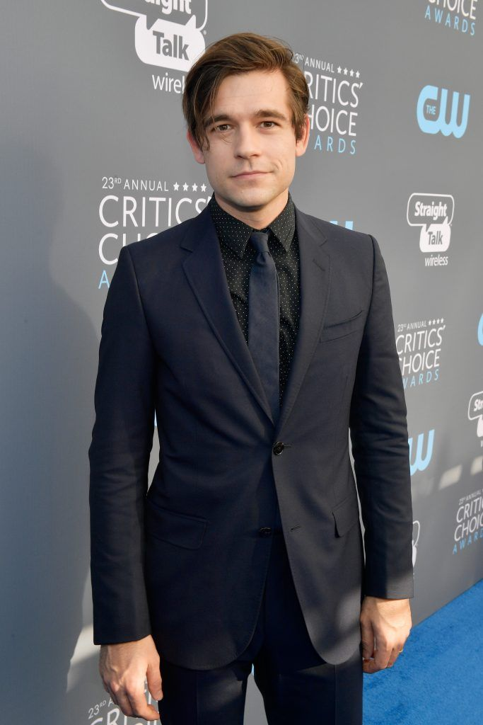 SANTA MONICA, CA - JANUARY 11:  Actor Jason Ralph attends The 23rd Annual Critics' Choice Awards at Barker Hangar on January 11, 2018 in Santa Monica, California.  (Photo by Matt Winkelmeyer/Getty Images for The Critics' Choice Awards  )