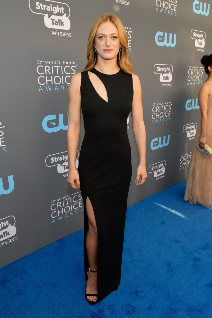 SANTA MONICA, CA - JANUARY 11:  Actor Marin Ireland attends The 23rd Annual Critics' Choice Awards at Barker Hangar on January 11, 2018 in Santa Monica, California.  (Photo by Matt Winkelmeyer/Getty Images for The Critics' Choice Awards  )