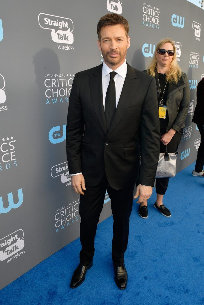SANTA MONICA, CA - JANUARY 11:  Actor/singer Harry Connick Jr. attends The 23rd Annual Critics' Choice Awards at Barker Hangar on January 11, 2018 in Santa Monica, California.  (Photo by Matt Winkelmeyer/Getty Images for The Critics' Choice Awards  )