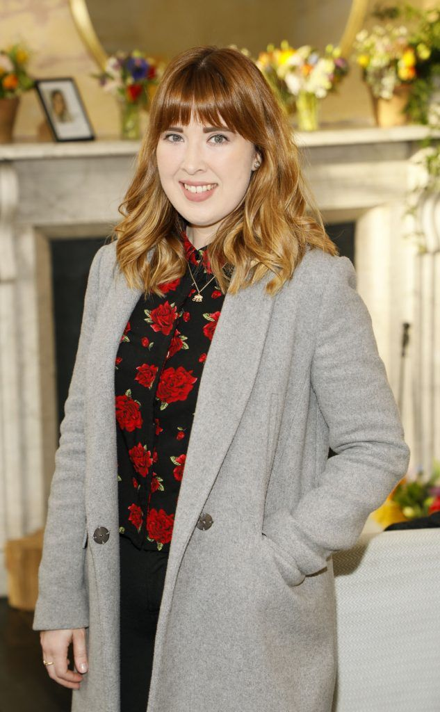 Sinead Moloney at the launch of Mint Velvet's new Spring/Summer 2018 collection at 23 Leinster Road -photo Kieran Harnett
