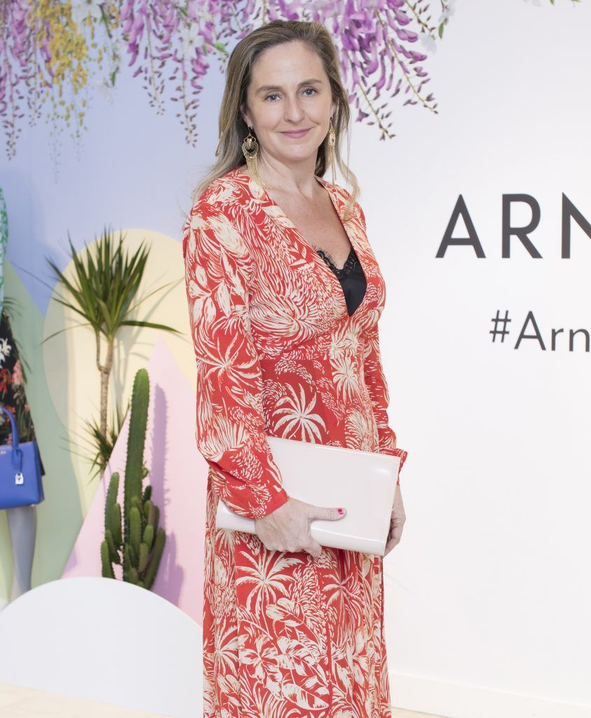 Debbie O'Donnell pictured at the launch of the Arnotts Spring/Summer '18 collection. Photo: Anthony Woods