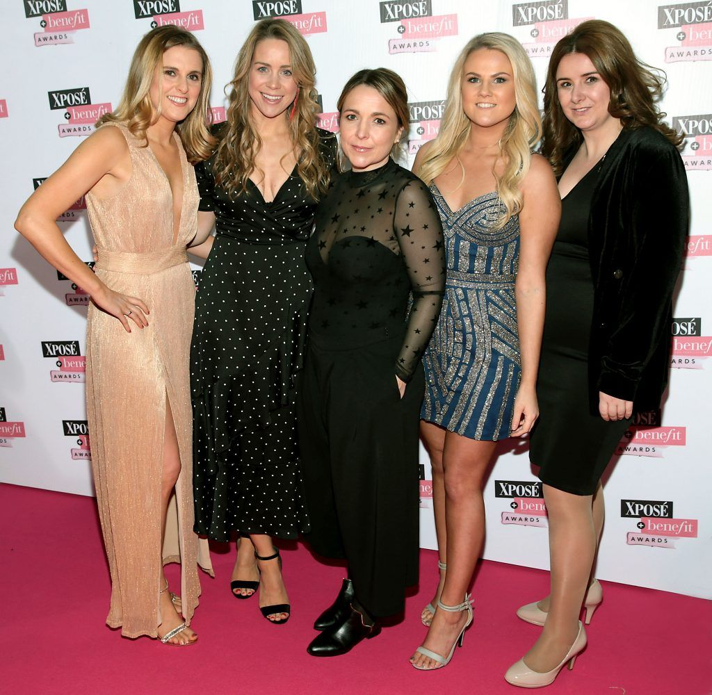 Pictured at the inaugural Xpose Benefit Awards that took place in The Mansion House, Dublin to celebrate the best in fashion and entertainment in Ireland. Picture: Brian McEvoy