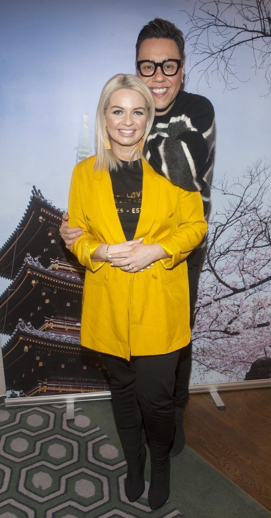 Gok Wan and Danielle Mahon launch Fashion and Beauty Collective Roadshows