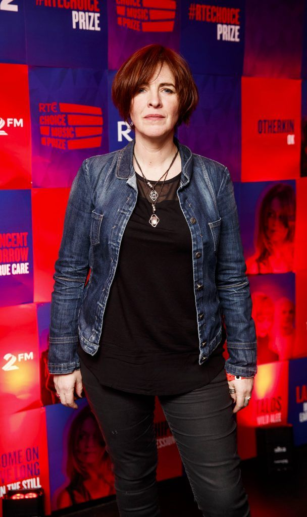Eleanor McEvoy pictured at the RTE Choice Music Prize at Vicar Street, March 8th 2018. Picture by Andres Poveda