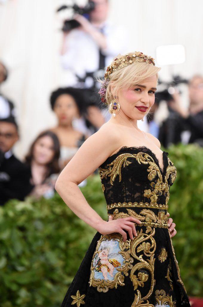 The Met Gala 2018 - Heavenly Bodies: Fashion & The Catholic Imagination