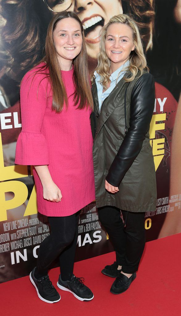 Emer Keville and Laura Keville at the special preview screening of Life of the Party at Omniplex Cinema in Rathmines, Dublin. Picture by Brian McEvoy