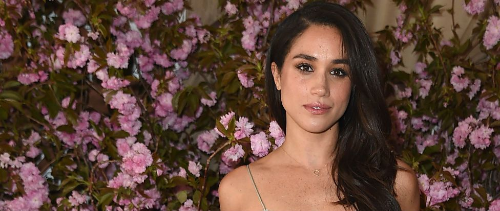 Get the Look: Meghan Markle shows her wedding guests how it's done