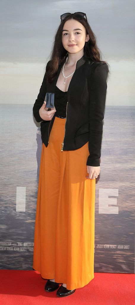 Shauna Ann Kavanagh  pictured at the premiere of the new Irish film DIVE at Omniplex Rathmines, Dublin. Photo by Brian McEvoy