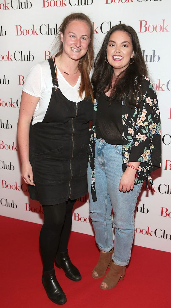 Ali Davis and Melanie Mullen pictured at the special preview screening of Book Club in Movies at Dundrum, Dublin. Photo by Brian McEvoy