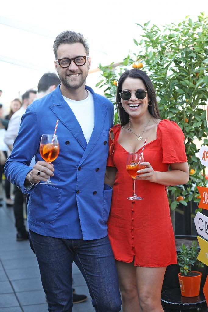 Aperol Spritz launches Terrazza at Sophie's