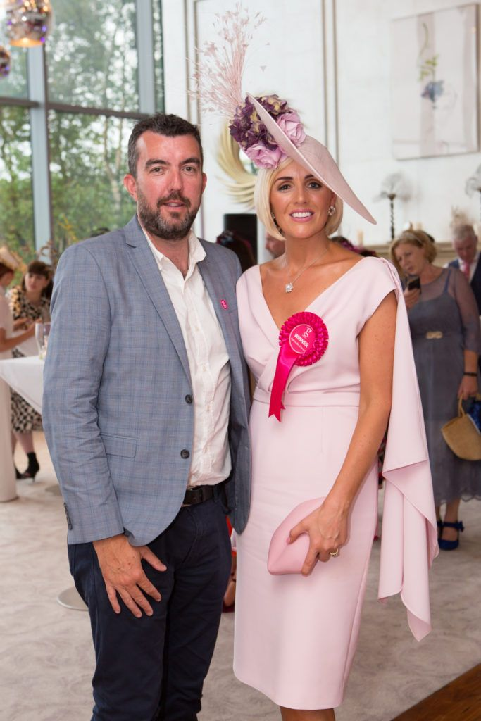 Paul and Charlene Byers at the Ladies Day After Party in the g Hotel & Spa. Photo: Martina Regan