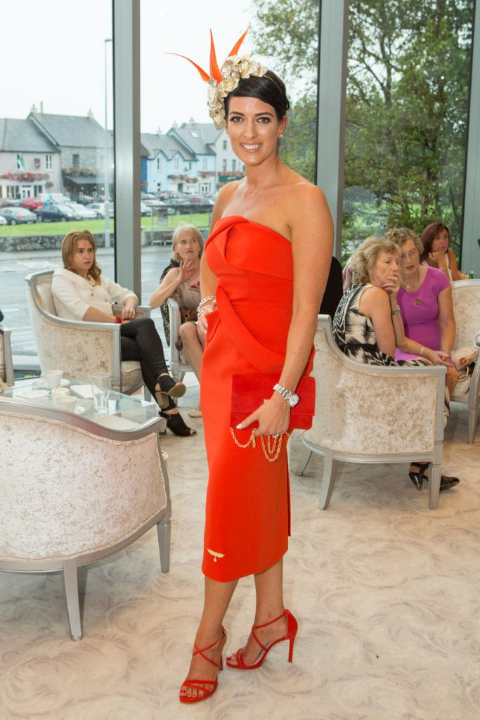 Lisa McGowan at the Ladies Day After Party in the g Hotel & Spa. Photo: Martina Regan