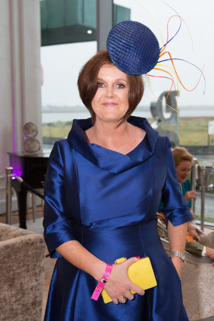 Pauline Thornton at the Ladies Day After Party in the g Hotel & Spa. Photo: Martina Regan