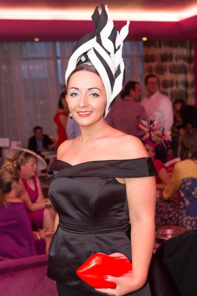 Lisa Griffen at the Ladies Day After Party in the g Hotel & Spa. Photo: Martina Regan