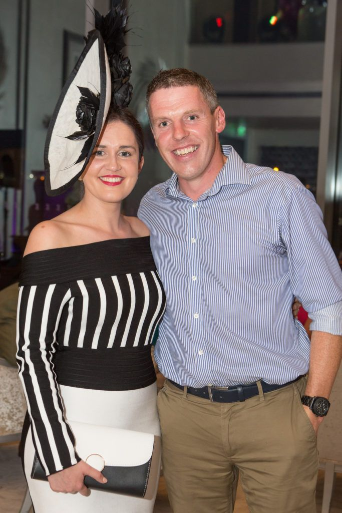Suzanne and Paul Connell at the Ladies Day After Party in the g Hotel & Spa. Photo: Martina Regan