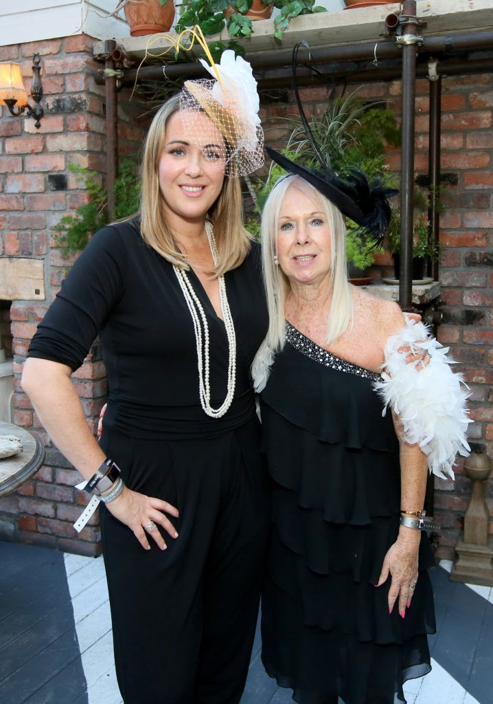 Pictured at Great Lengths - The Mane Event which took place at HOUSE Dublin, Leeson Street after the Dublin Horse Show. Photos by Stedman Photography