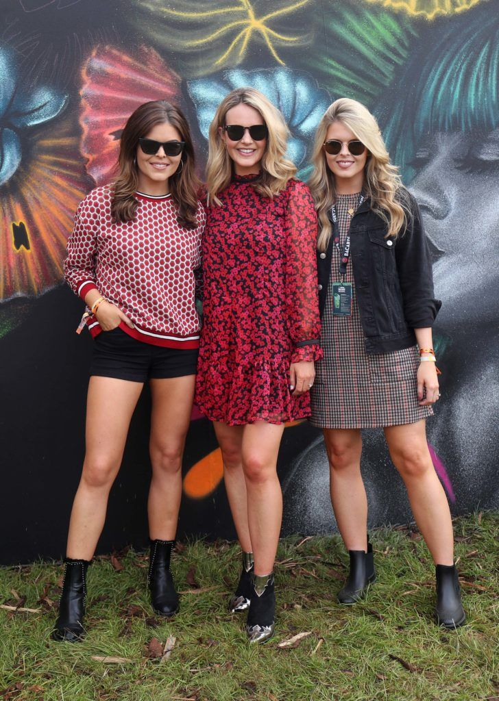 pictured in the renowned Casa Bacardi on Day Two of Electric Picnic 2018. Pic: Robbie Reynolds