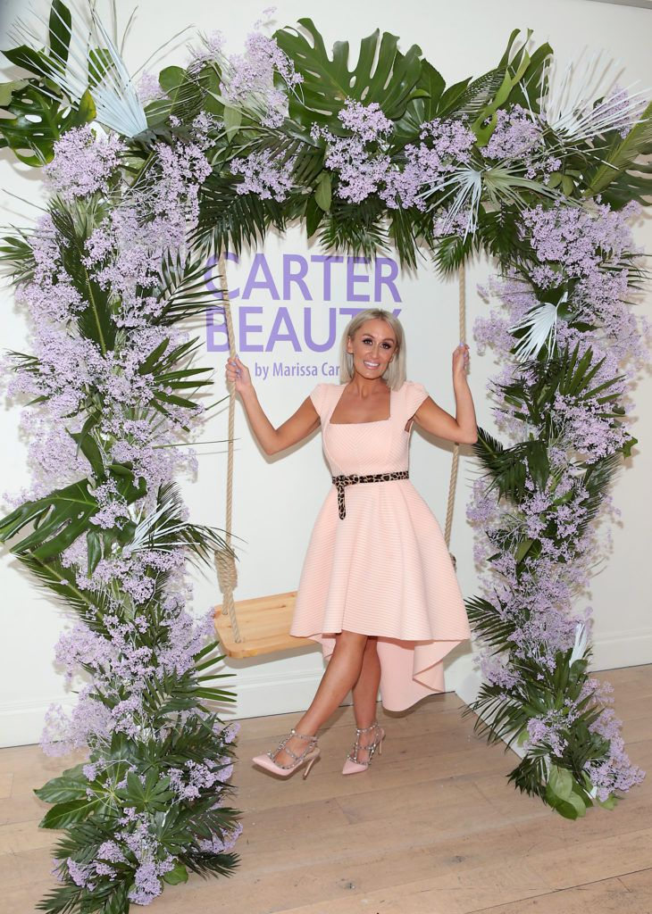 Carter Beauty Launch
